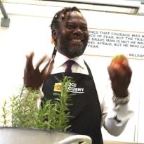 Levi Roots,  Patron