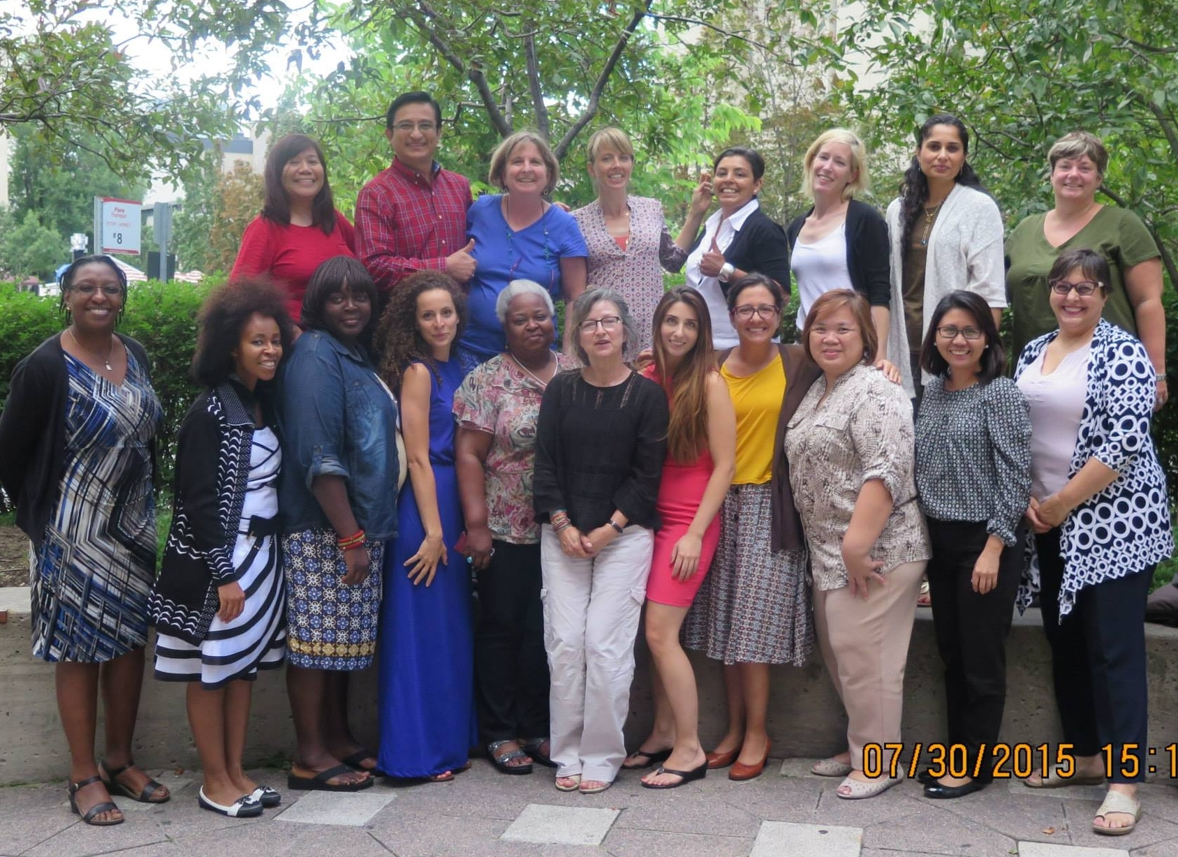 DELIVERED 5 DAY GENDER EQUALITY & INCLUSION TRAINING IN PARTNERSHIP WITH MOSAIC.NET INTLOTTAWA, CANADA (2015) -