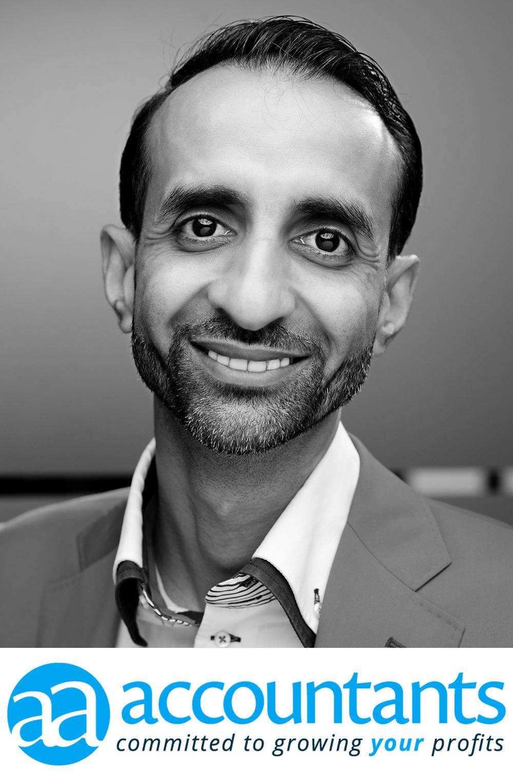 Shaz Nawaz  Managing Director, AA Chartered Accountants