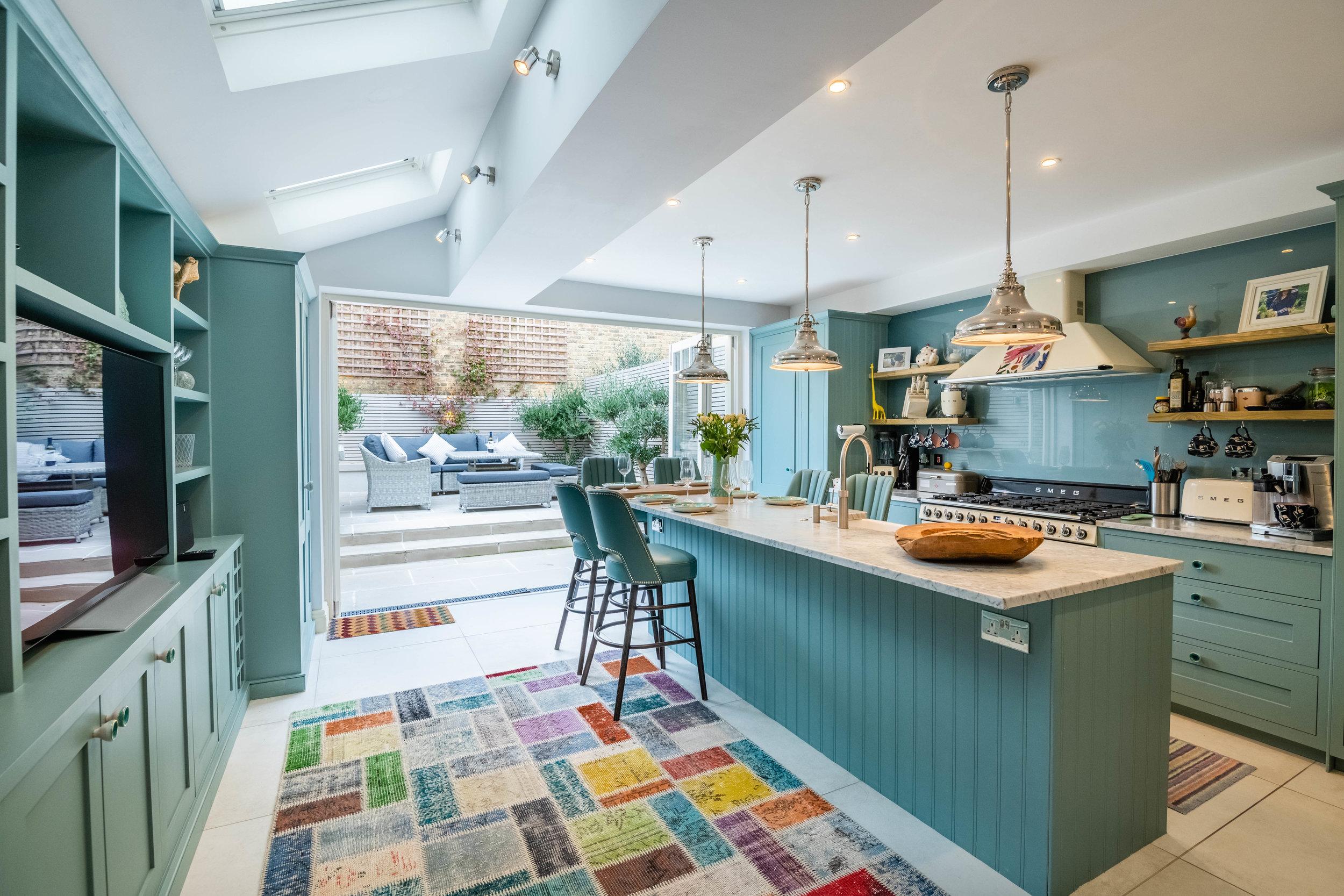 Immaculate Designer Home, Wandsworth    UnderTheDoormat.com