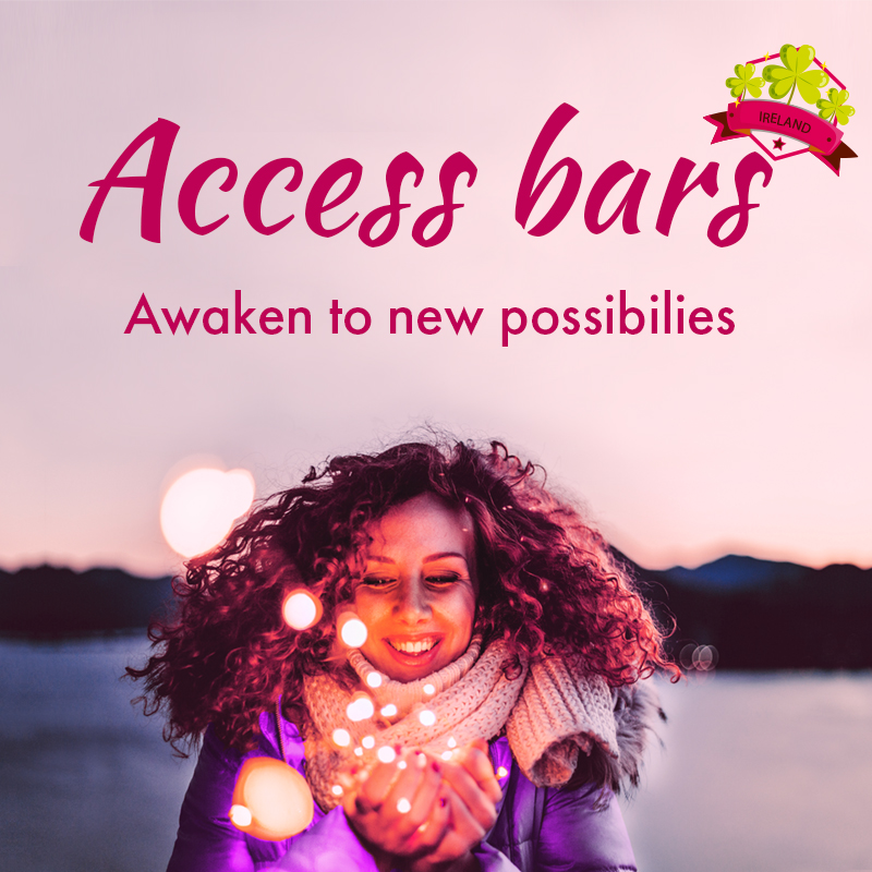 Access Bars - July 3rdDublin 2019