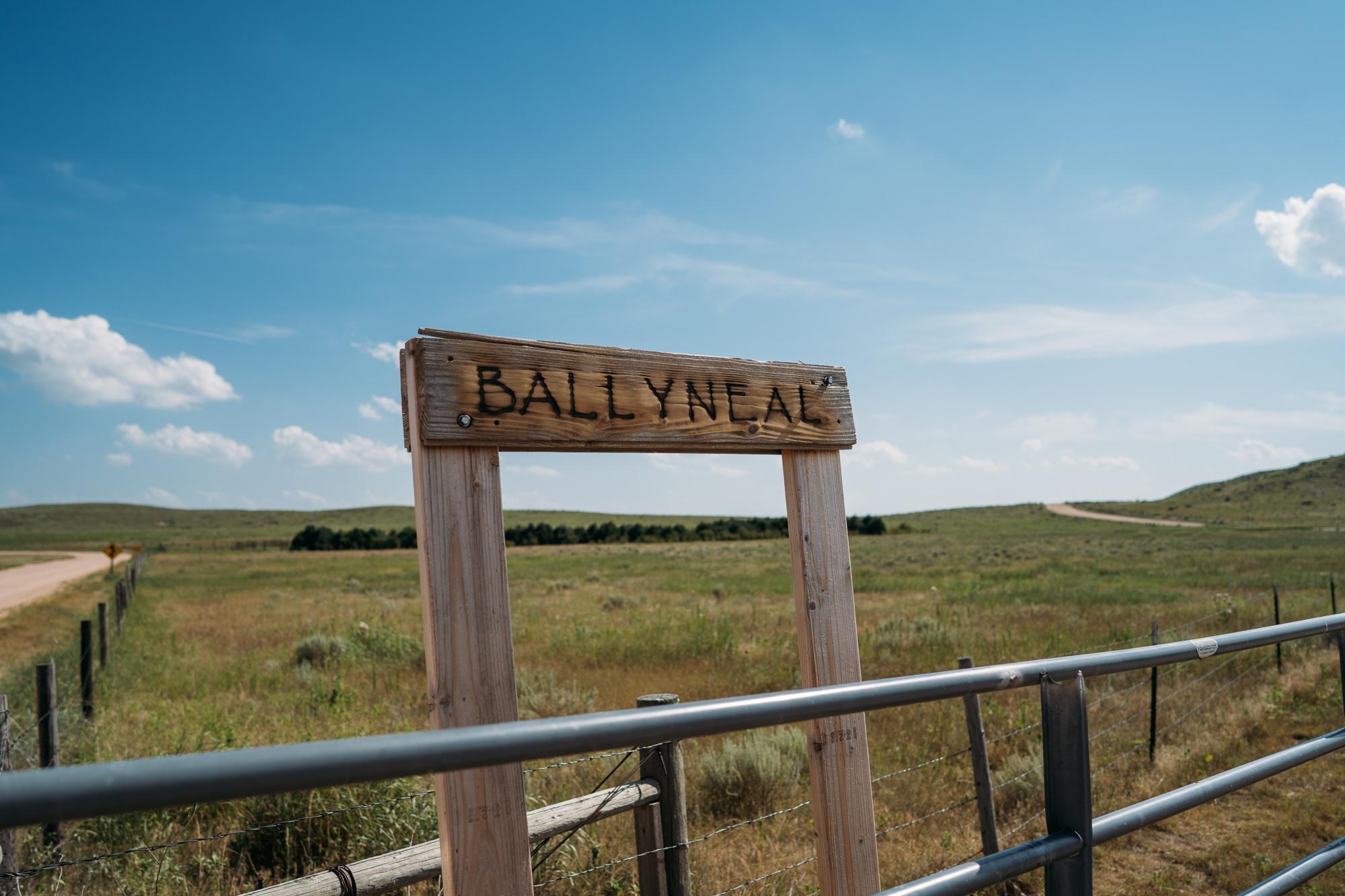 Ballyneal Sign