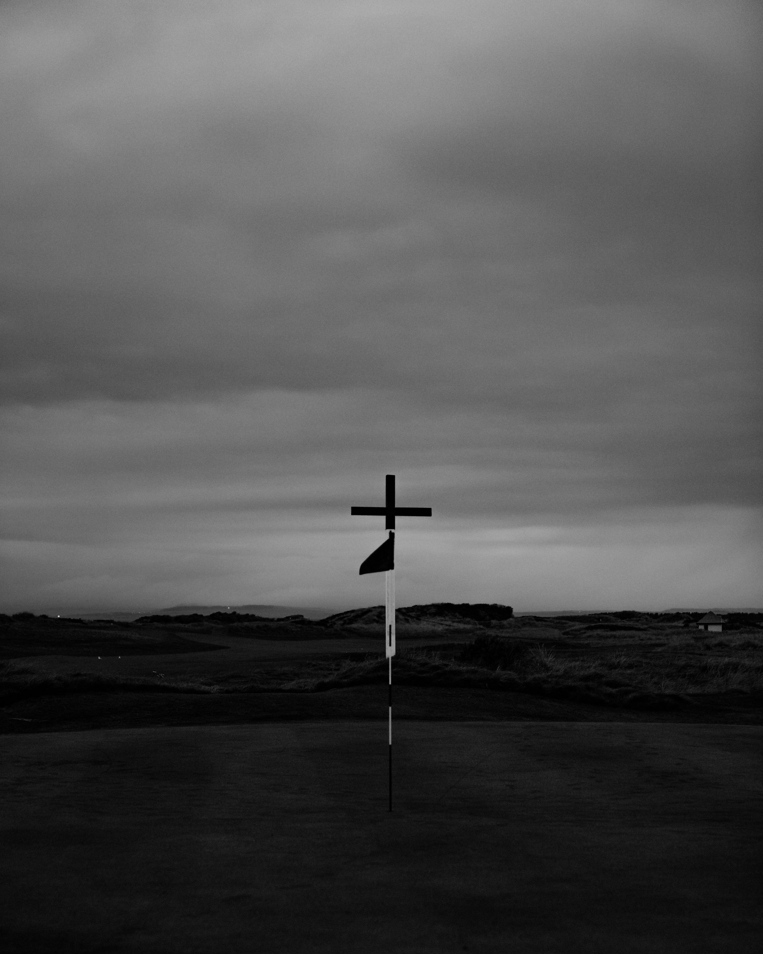 Western Gailes Cross