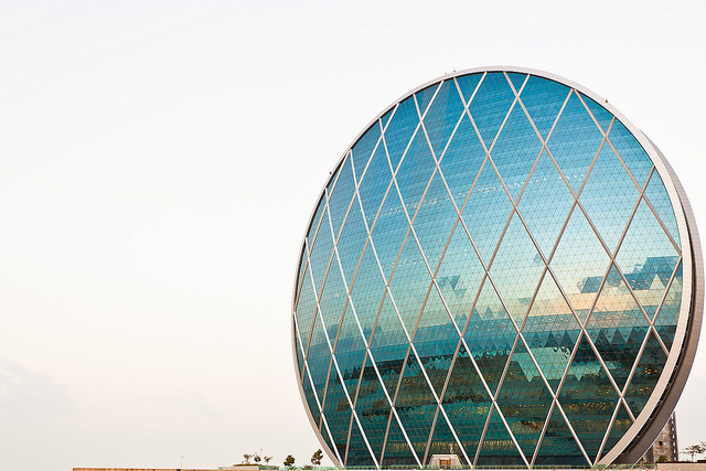 Aldar headquarters à Abu Dhabi.jpg