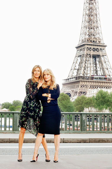 Glam in Paris, A photo shoot styled by Cecile H.