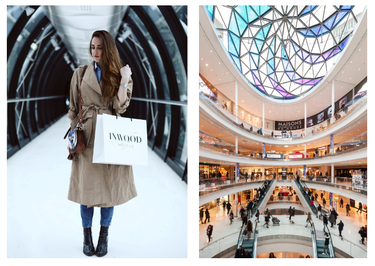 PERSONAL SHOPPER CENTRE COMMERCIAL BEAUGRENELLE