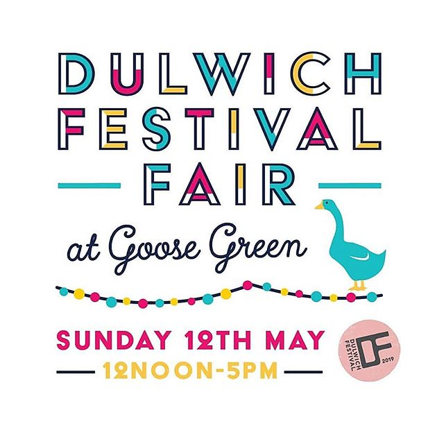 If you're at a loose end this weekend, head on down to @dulwichfestival where my good friend @theimoporium will be selling her wares....and I'll be there too, dishing out the high fives 👋🏻 #dulwichfestival #goosegreen #dulwichfestivalfair #peckham #dulwich #fair #stalls #weekendfun #shoplocal #smallbusiness #supportsmallbusiness #family