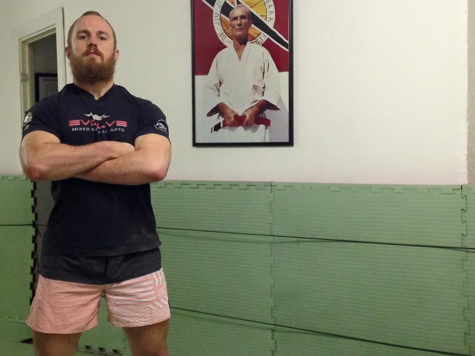 Devin Trevor Day    MMA grappling og Wrestling