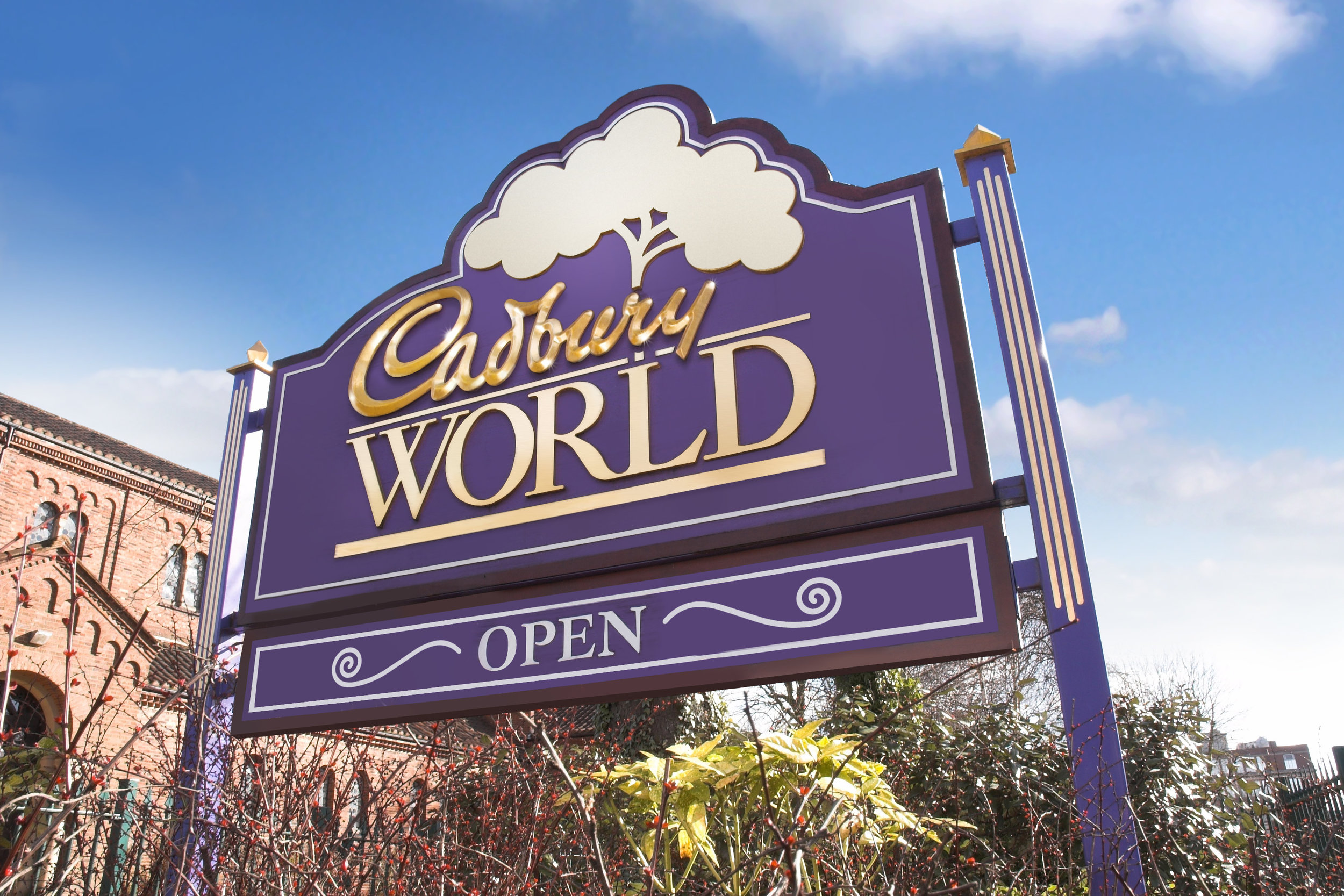 Cadbury World - View project