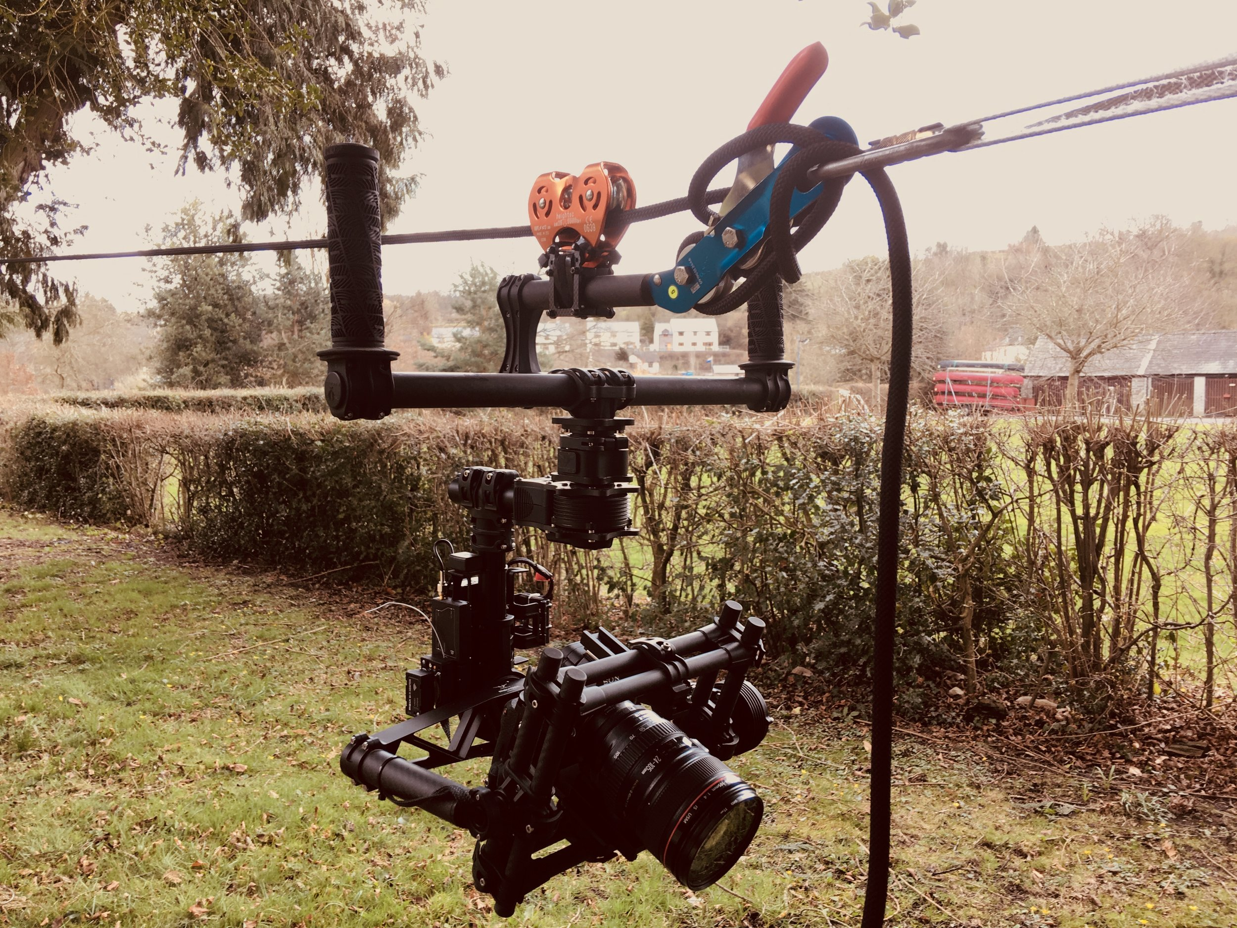 Low cost rigs