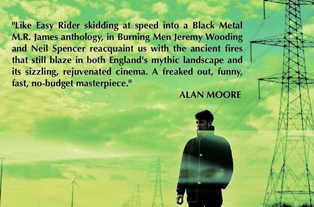 Fantastic that @burningmenfilm has had some more great words of #wisdom from the #wizard of #comics #alanmoore . . . #edhayter @elinor_crawley @morakinyo0o @jjwooding1 @burningmenfilm @mark.melvin.7927 #comics #comicbooks #wordsofwisdom #cult #britishfilm #indiefilm #pyschedelic #vforvendetta #leagueofextraordinarygentlemen #pfco #drone #watchmenmovie #watchmen #roadtrip #roadmovie #ilovemyjob #2ndac #filmisnotdead