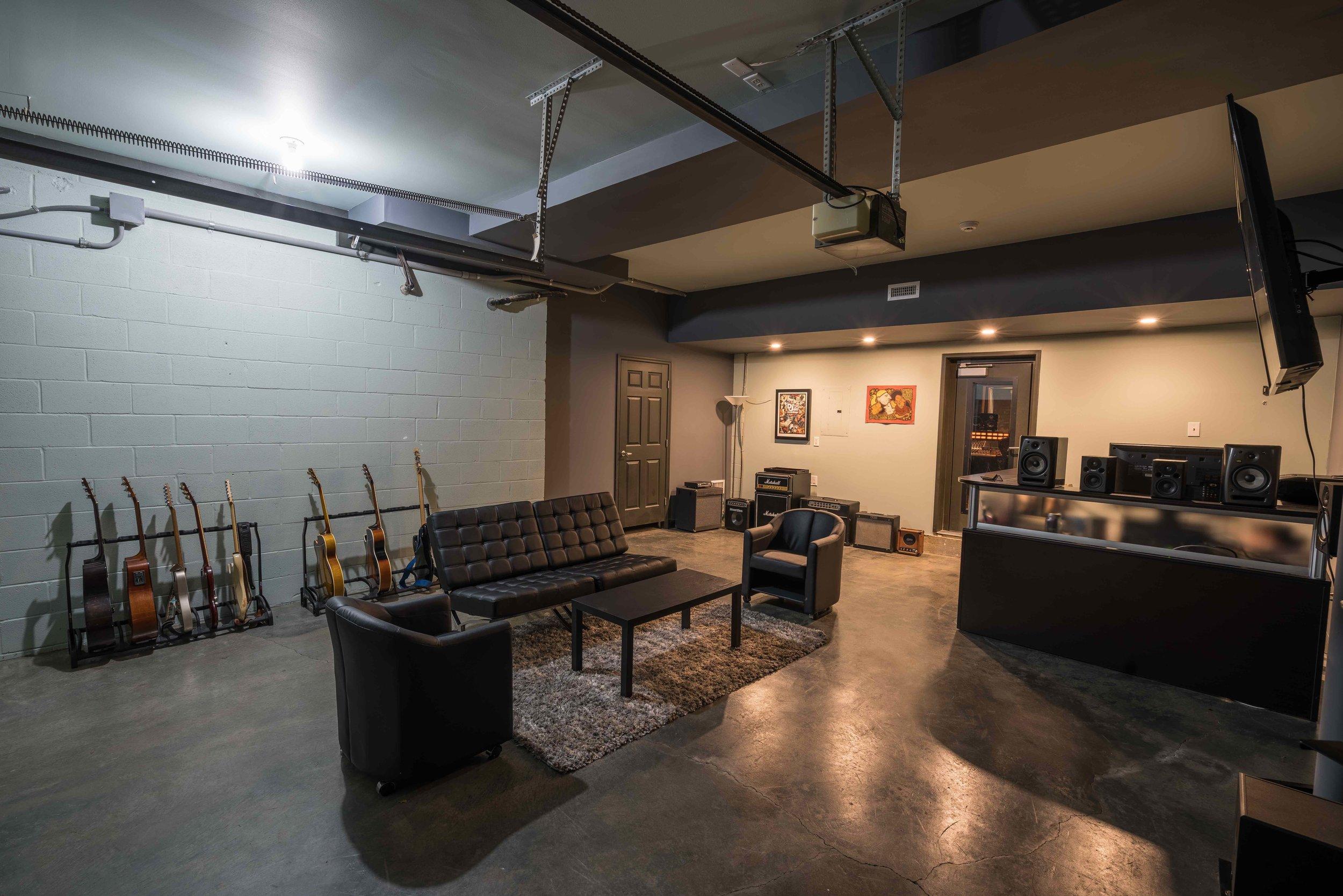 About Leeds Recording Studio