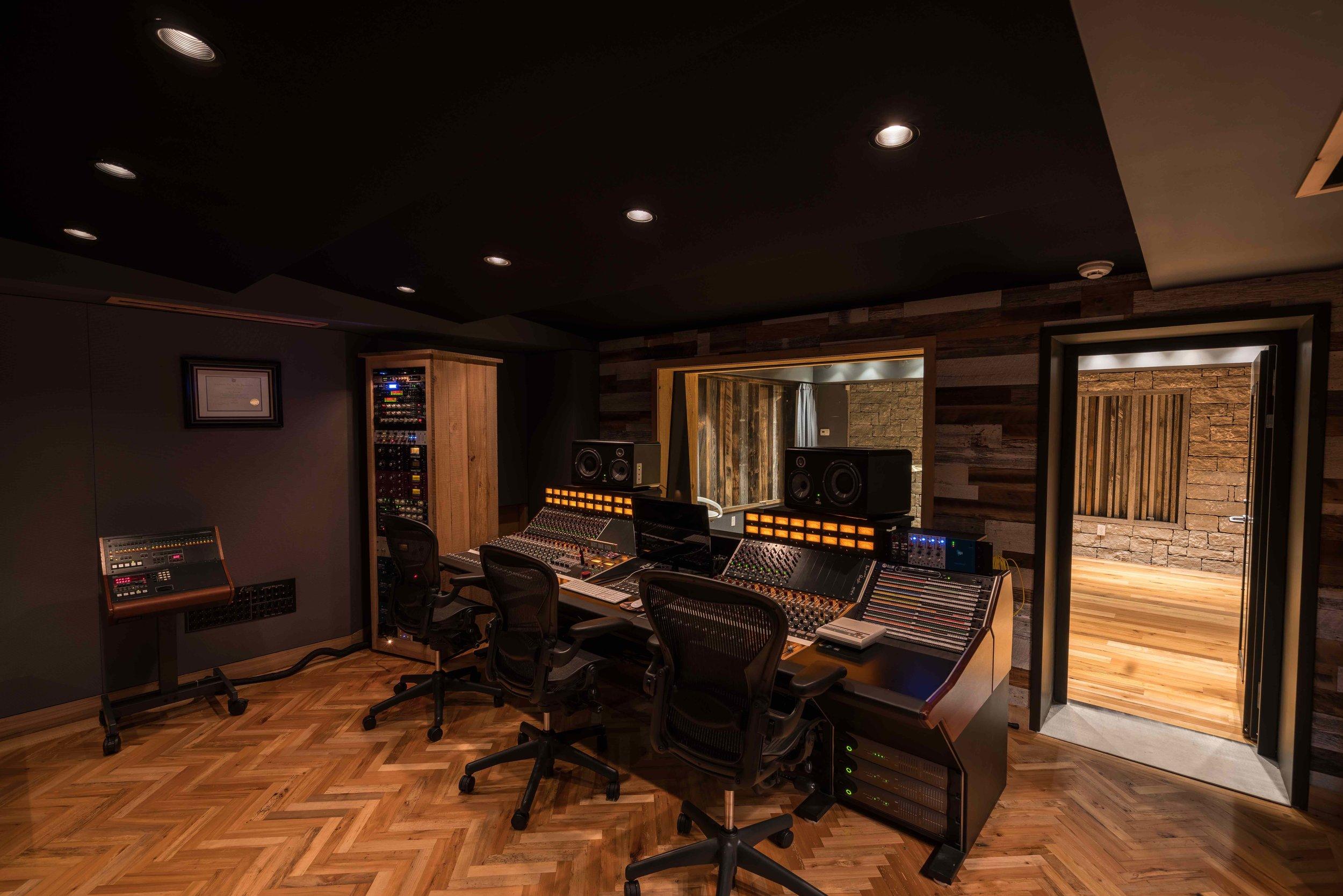 Leeds Recording Studio Services