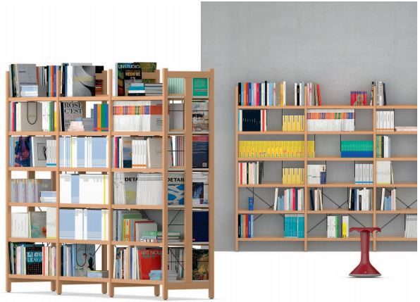 VS LiBro-Wood Shelving