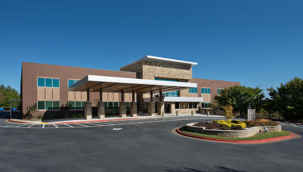 2018 AGC Award Winner - South Cherokee Medical Office Building