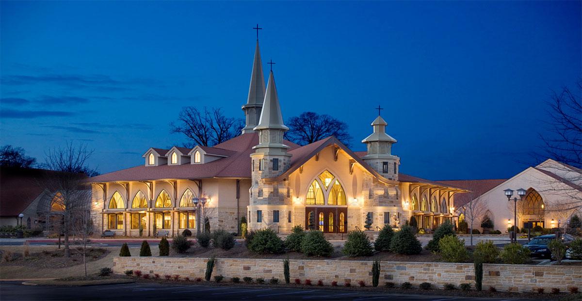 2009 Winner Catholic Church of St. Ann