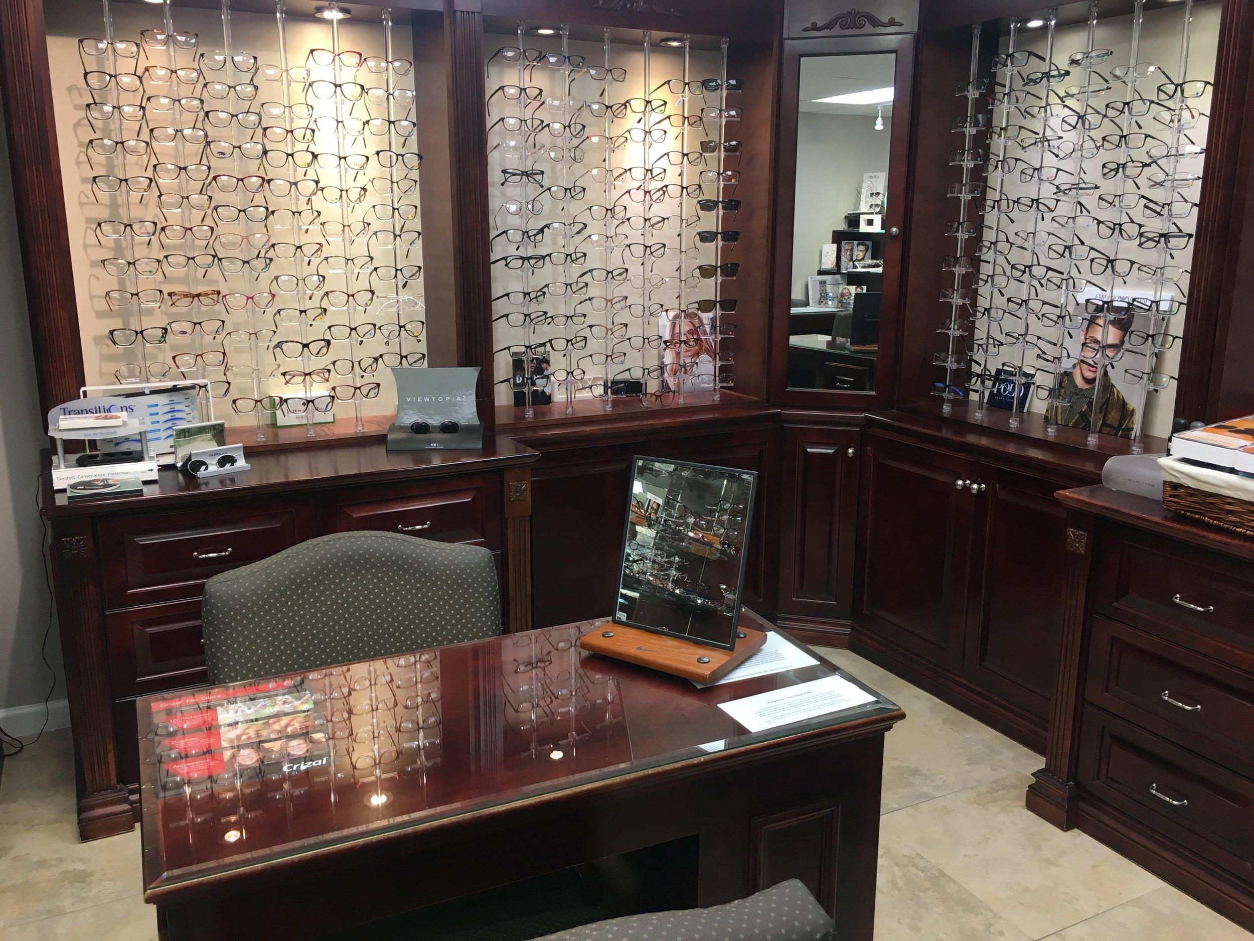 Ricardo Silva - Optical Shop 3