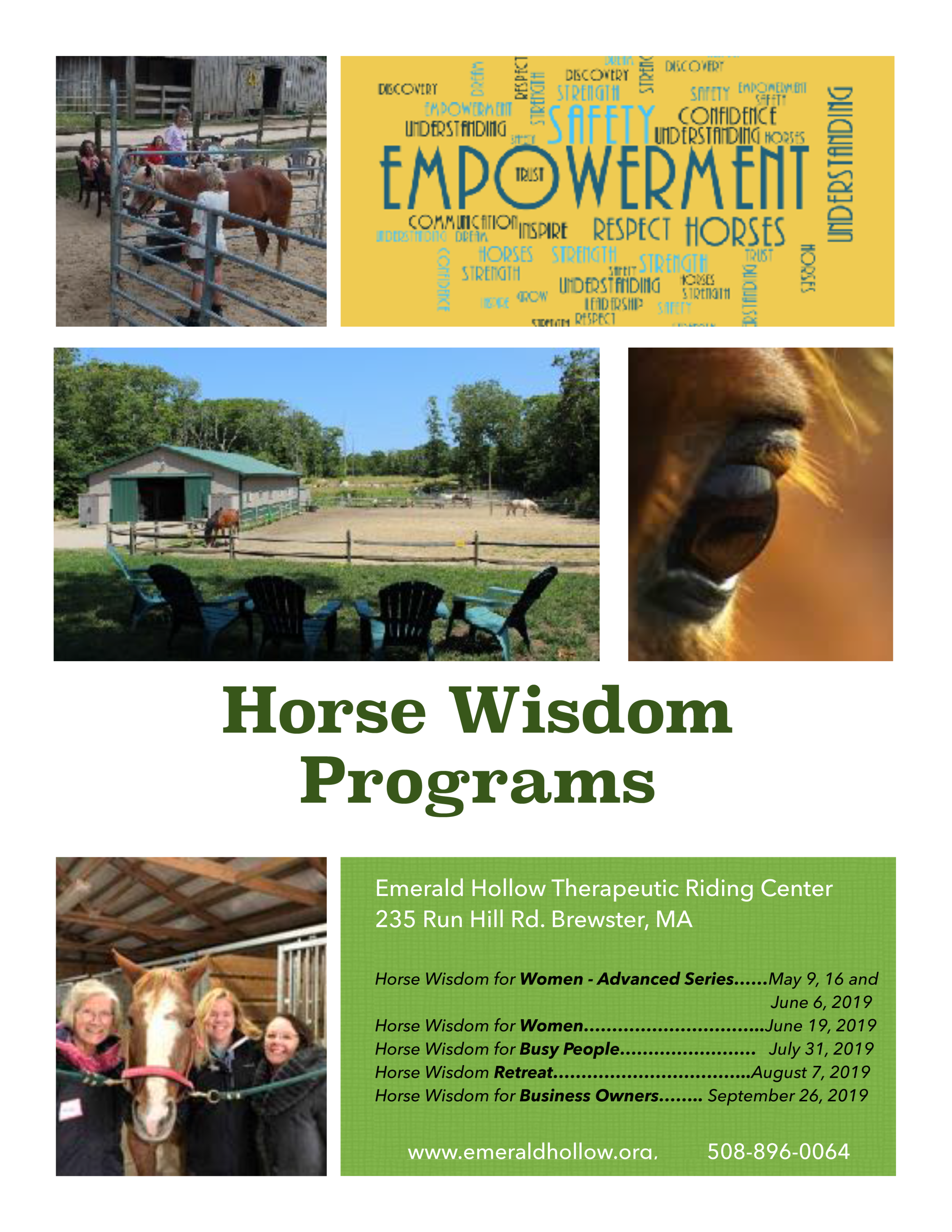 2019 Horse Wisdom for Women Flyer.png