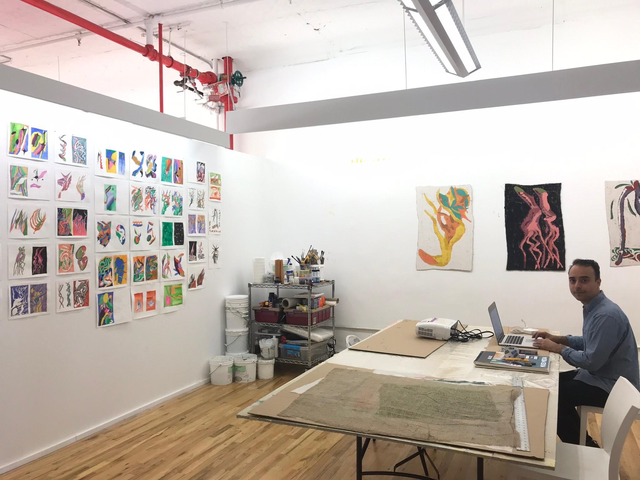 Yasi Alipour, Open Studios 2019