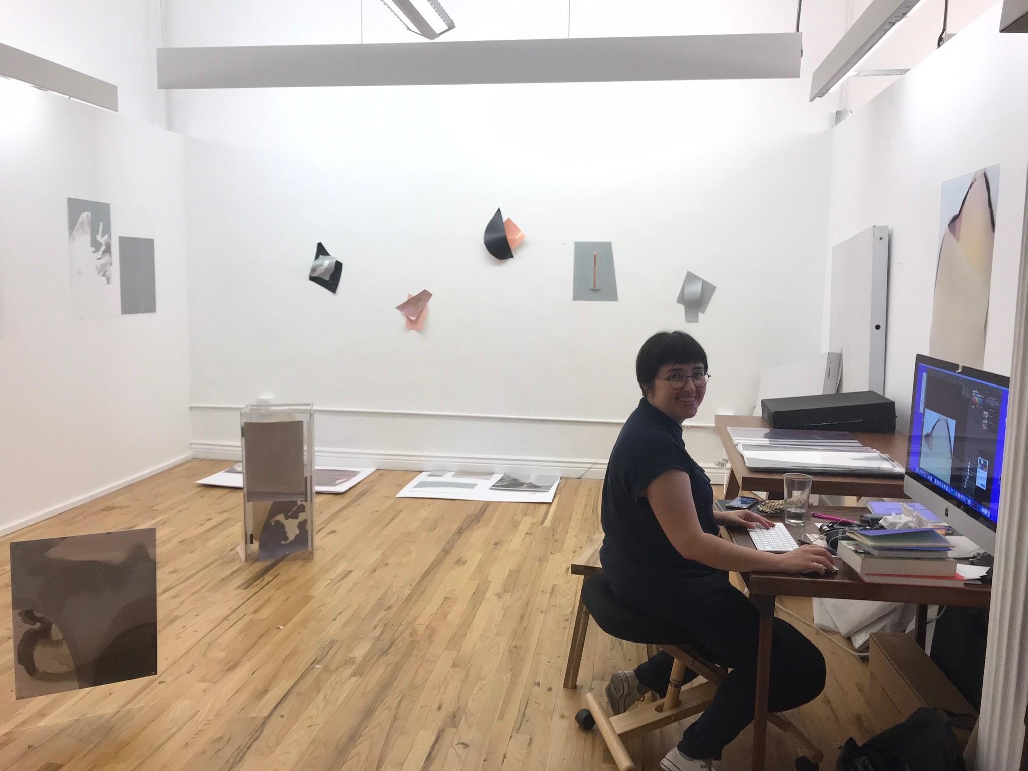 Cati Bestard, Open Studios 2019