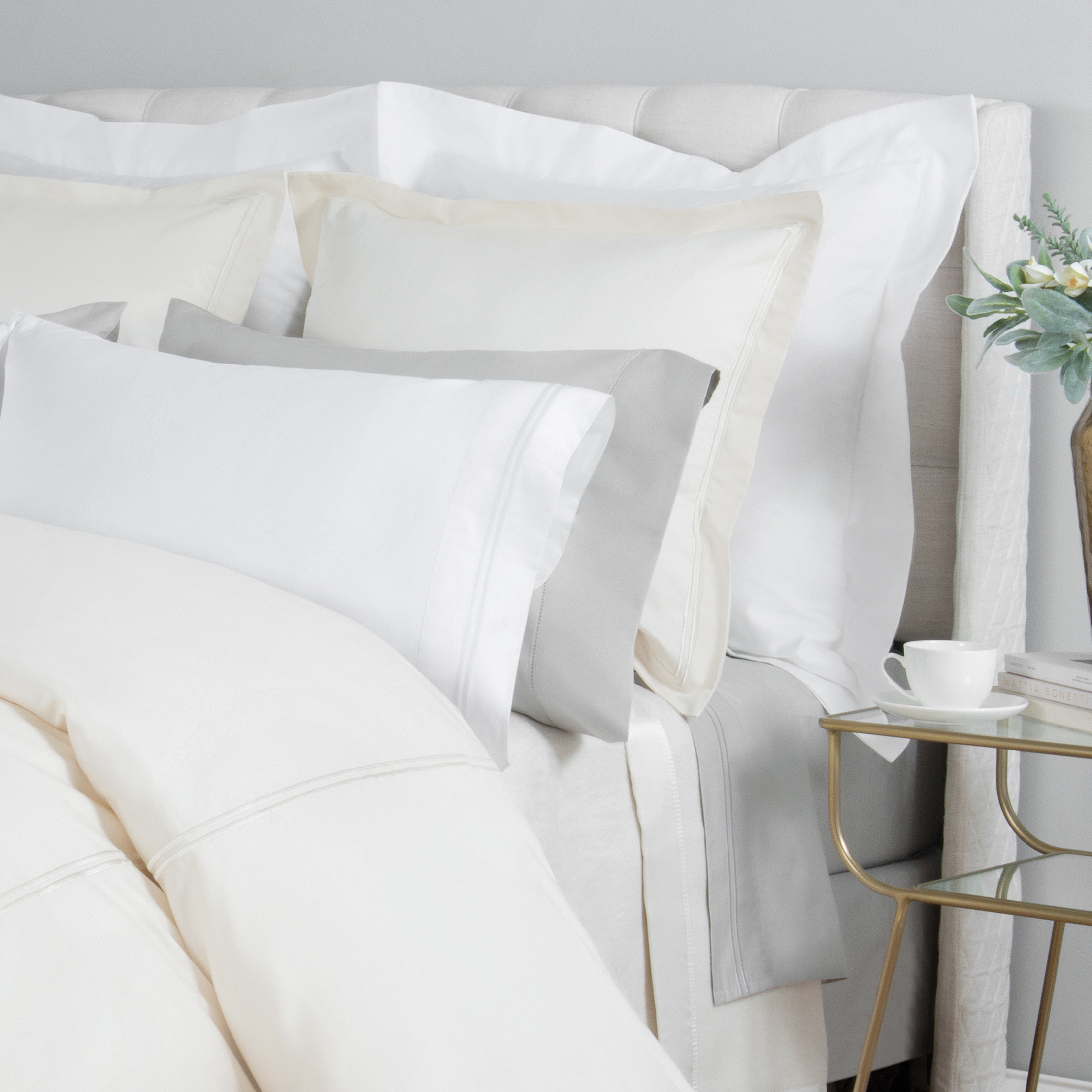 Silver_Ivory_Stripe_Bed-Close Up.jpg