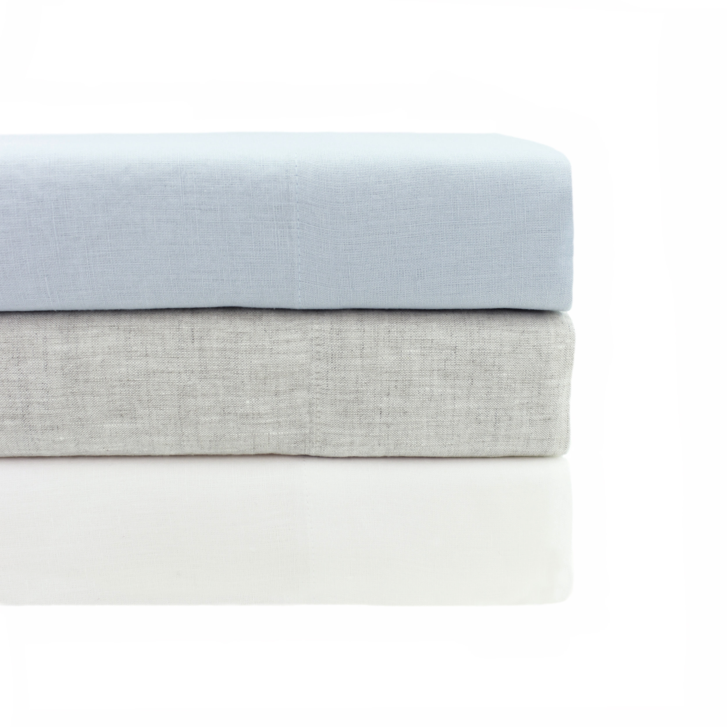 Linen Sheet Set_Plain Hem_All Colors.jpg