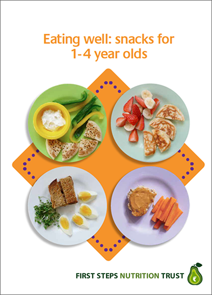Eating well early years — First Steps Nutrition Trust