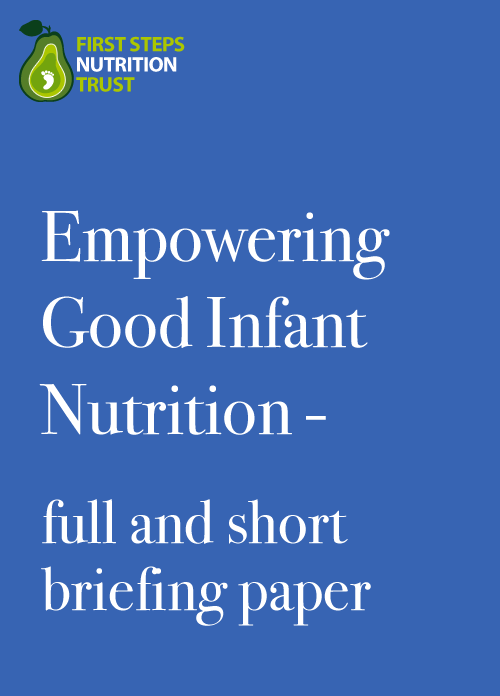 Empowering Good Infant Nutrition