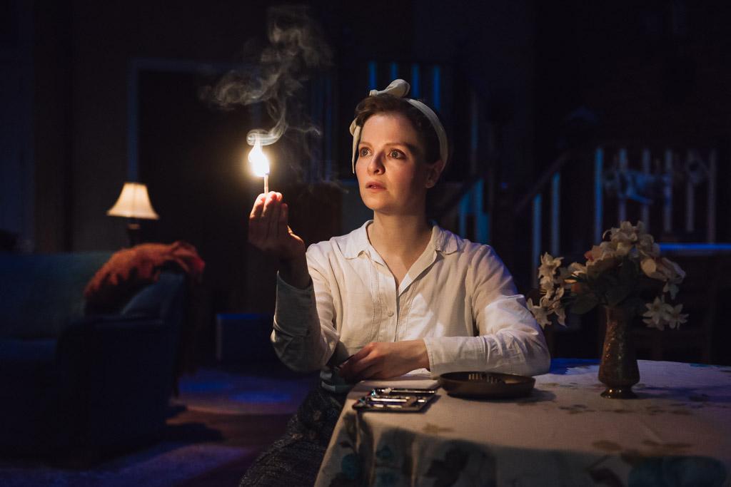 Anna Cummer in Whispers in the Dark