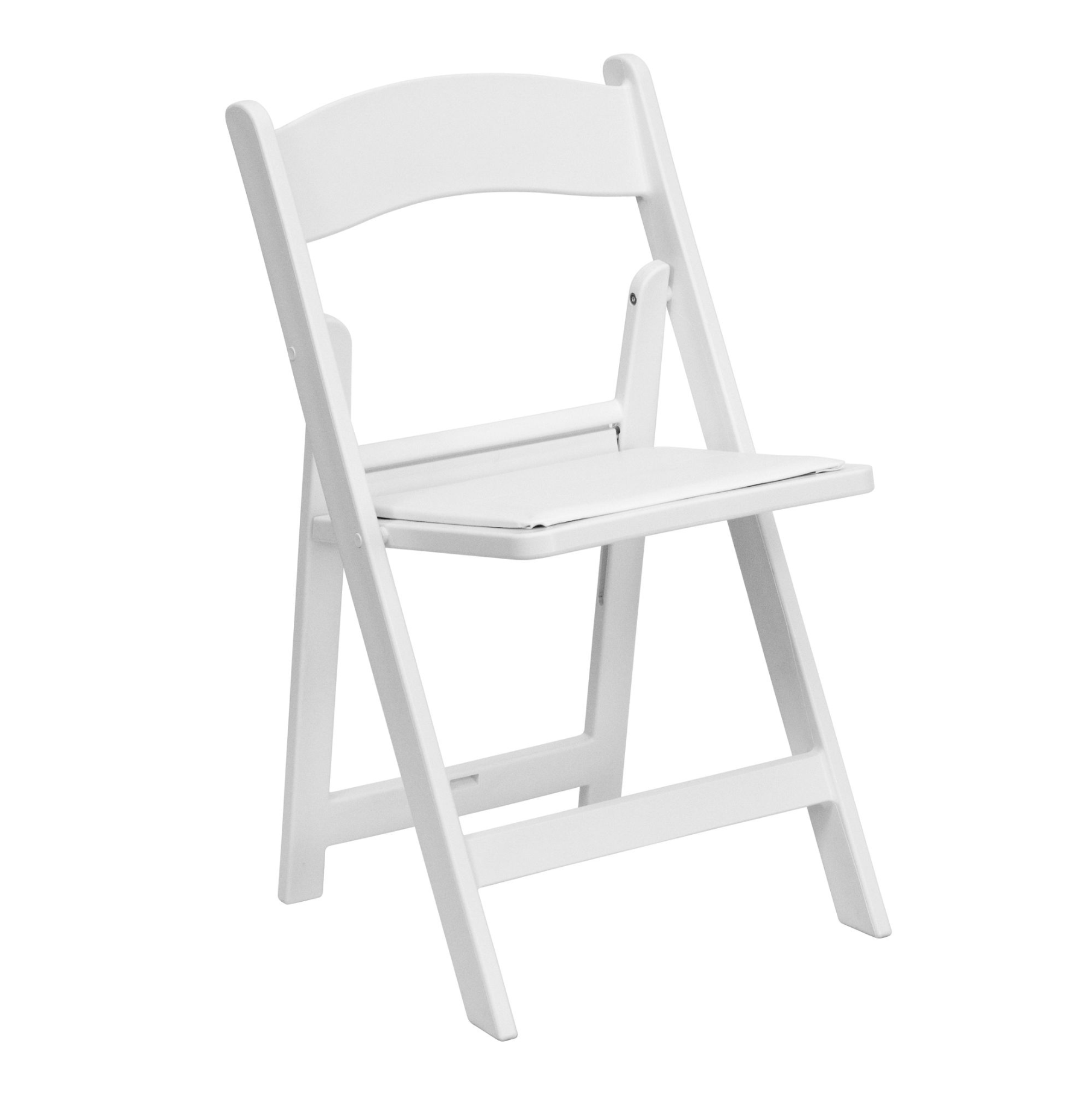 - White Padded Chair300 available