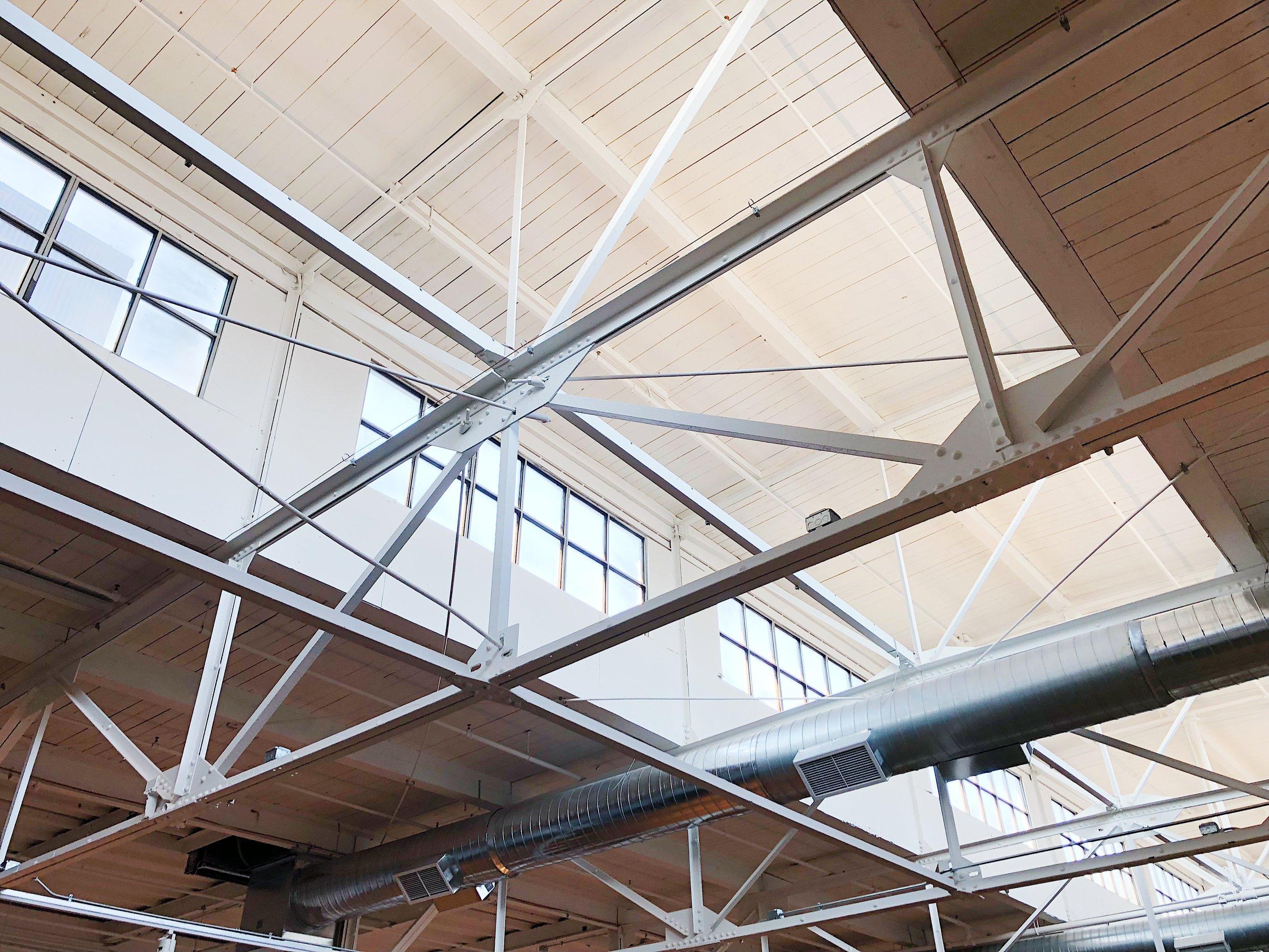 The Madison Venue skylight .JPG