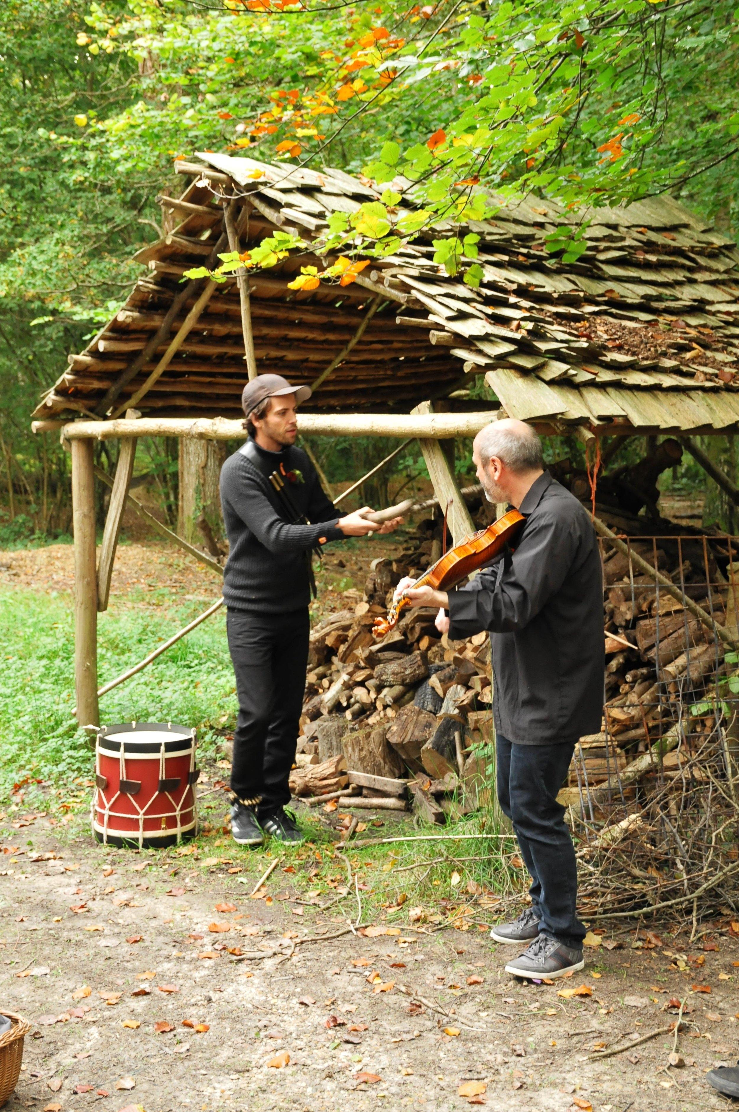 Songs for Wild Horses by Nils Økland and Øyvind Skarbø
