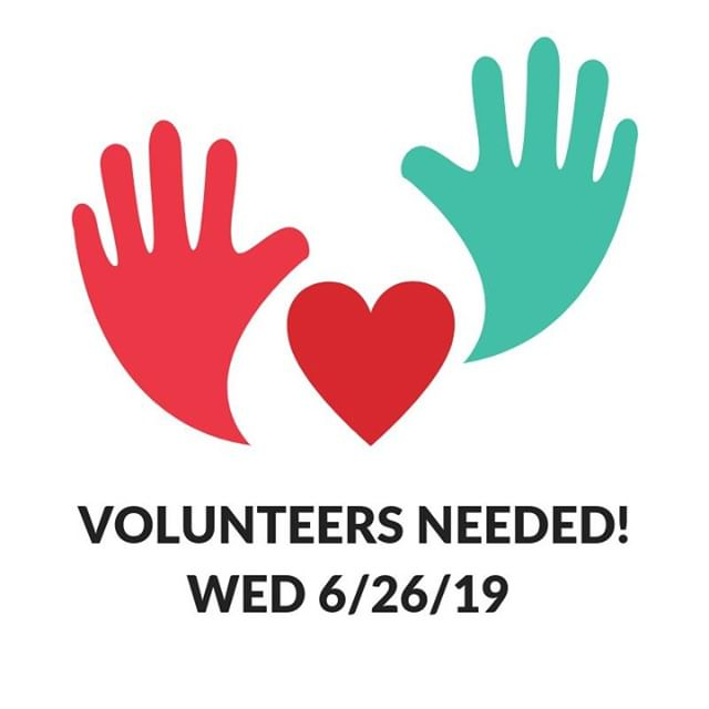 📣 We need volunteers for tomorrow's pop-up #dinner during #raftnight 6/26/19 📌⠀ Please e-mail Laura McCarthy if you are able to help! 👇⠀ social@foxhuntswimclub.org