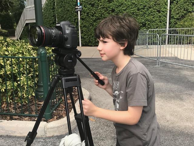 Sebastian, the Director