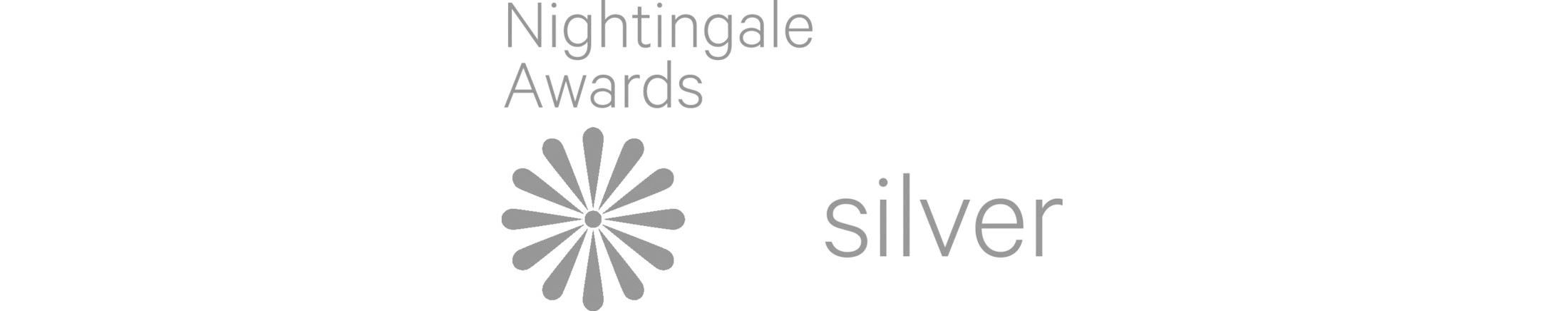 Nightingale Awards silver.jpg