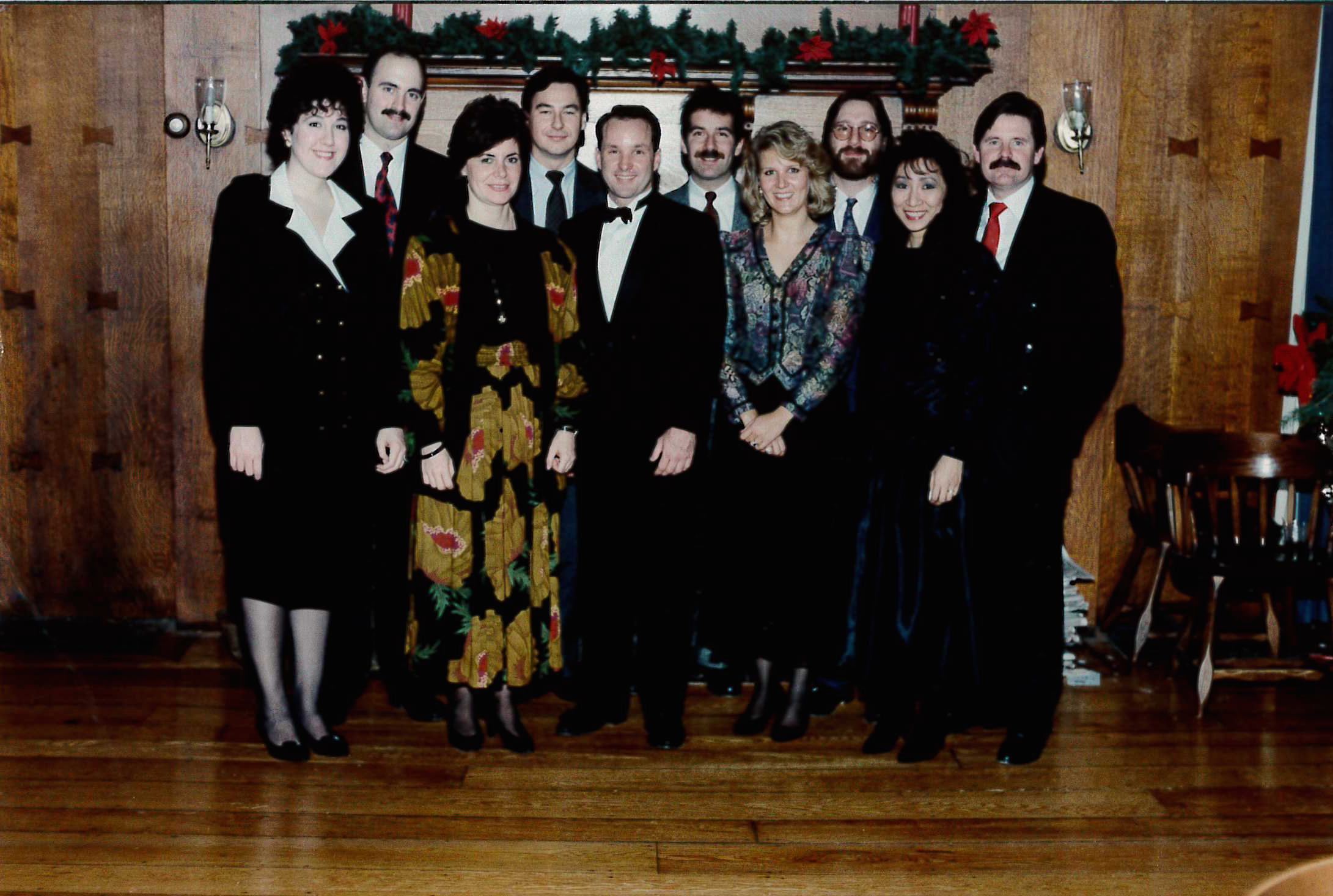 1989 Holiday Party