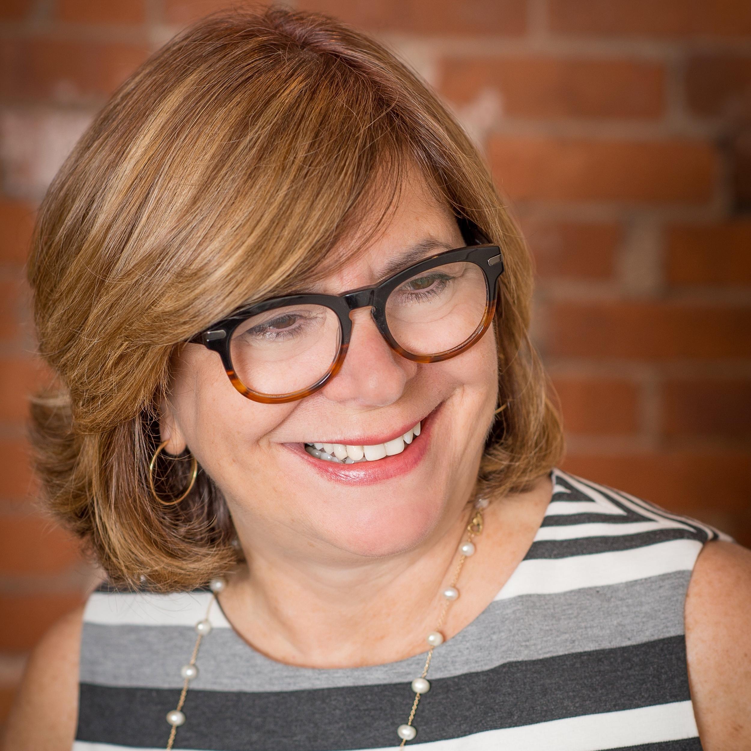 Rosalyn Cama, President + Founder