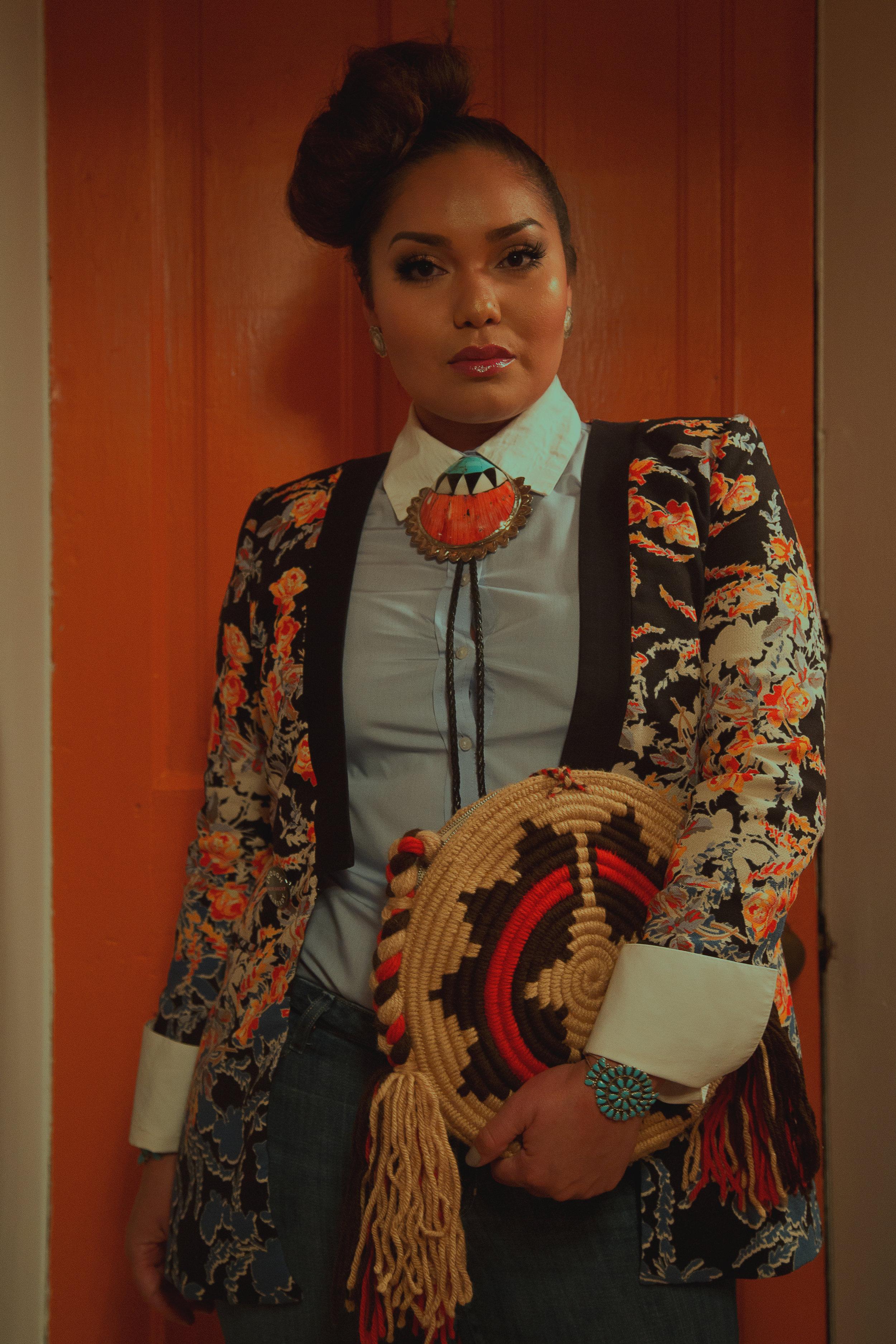April Chavez - Make-Up Artist, Creator Co-Director, Stylist