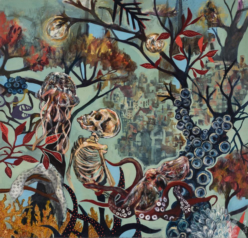 Cycle of Life, Noor Bahjat Al Masri
