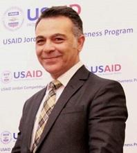 Dr. Wissam Rabadi  Chief of Party, USAID Jordan- Jordan Competitiveness Program