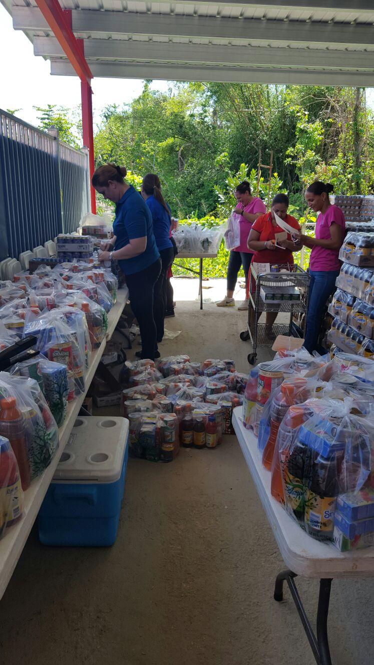 Distribution Center in Moca