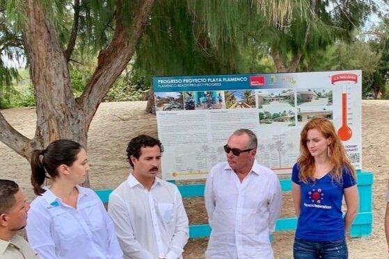 Salvemos Playa Flamenco -