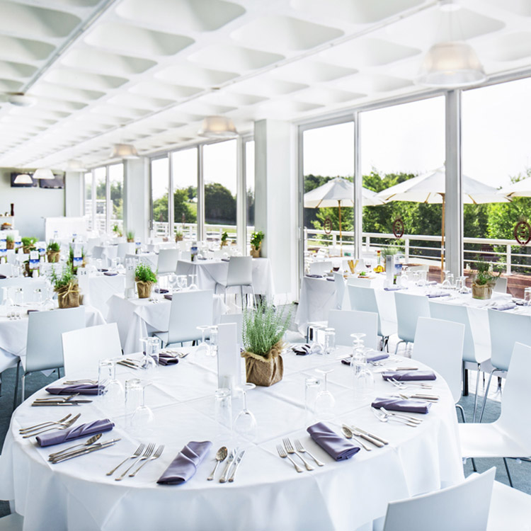 Exclusive Dining at Goodwood
