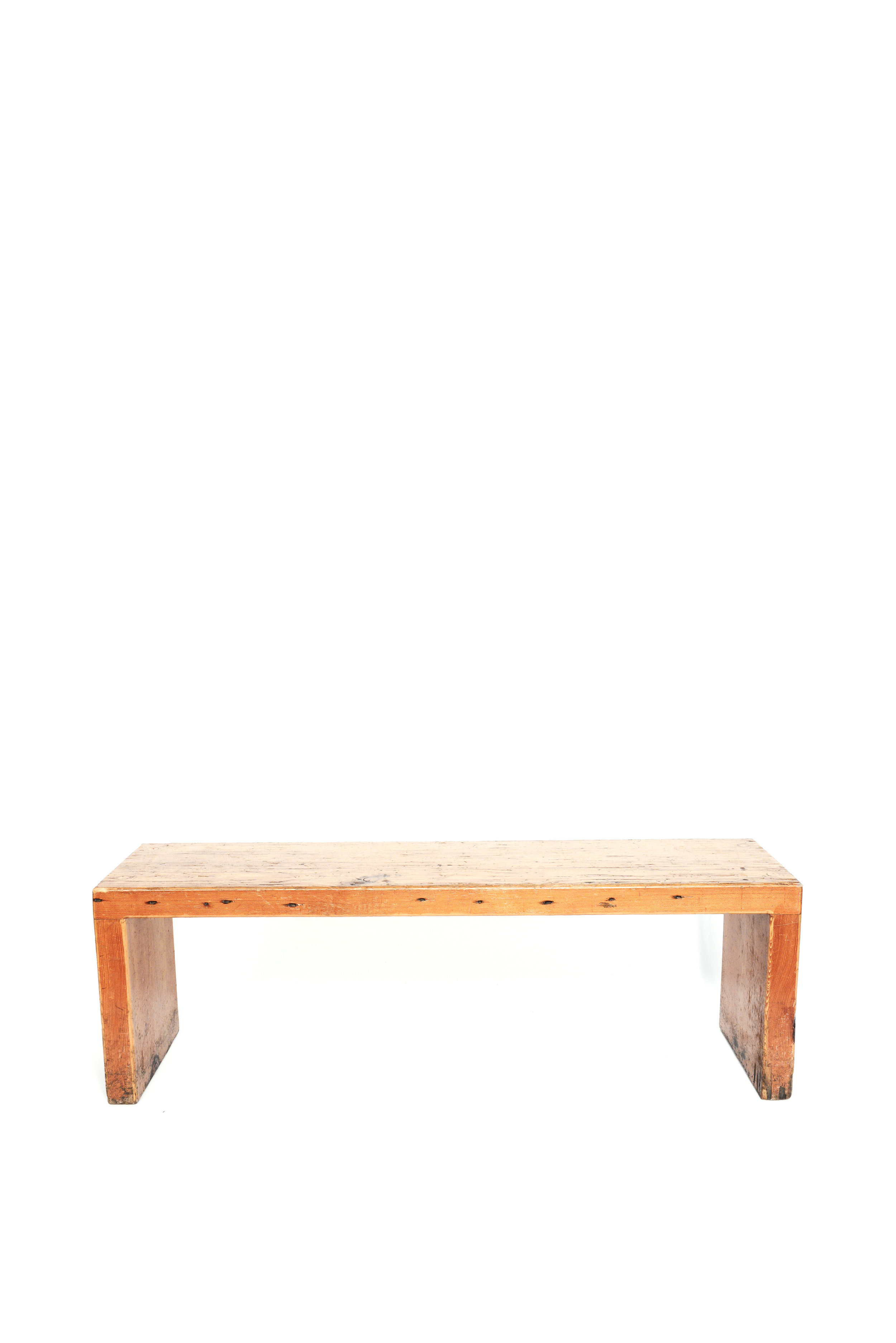 Reclaimed wooden bench qty. 6