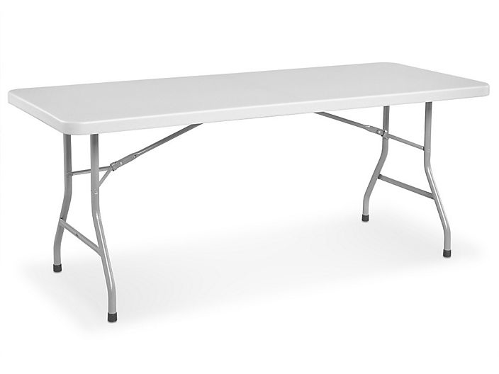 6ft folding tables qty. 2