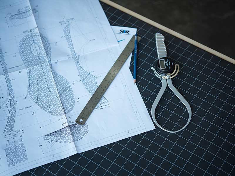footwear design companies tools
