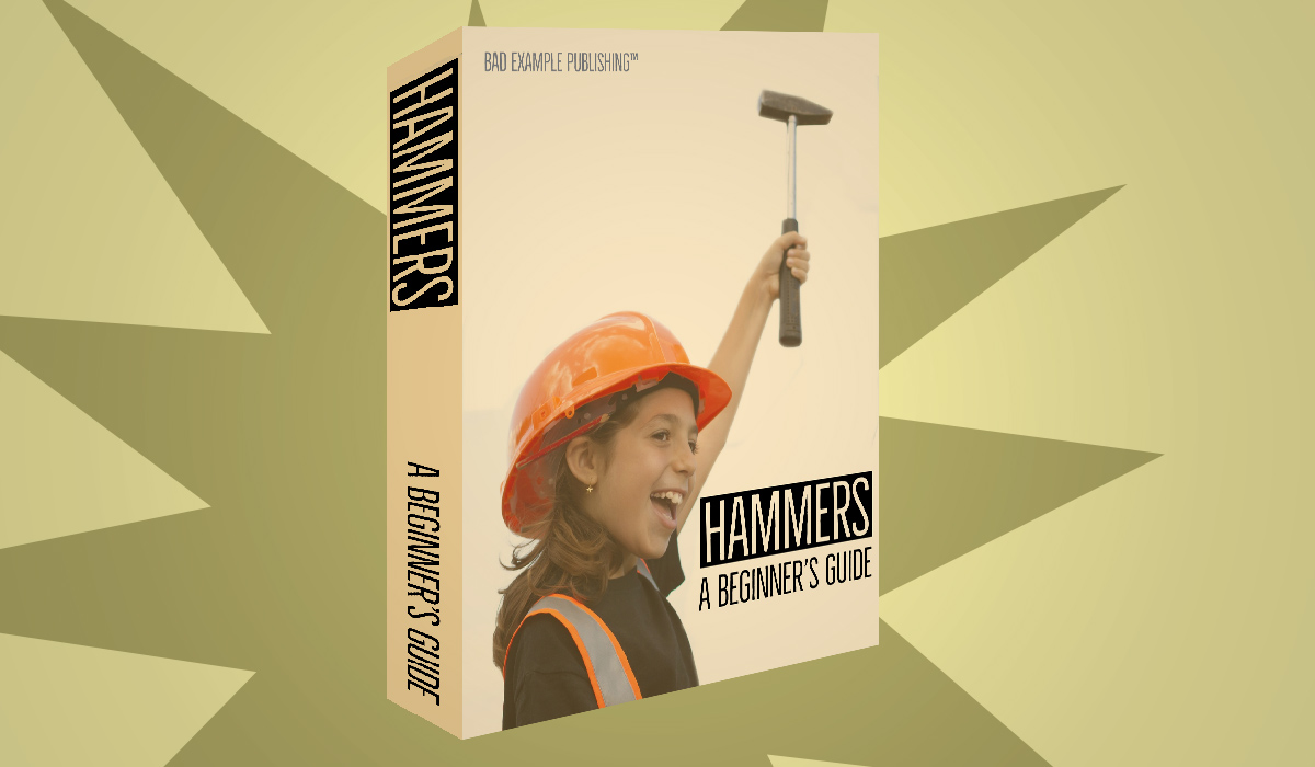 """""""Chapter 3: Maintaining your hammer for peak efficiency"""""""