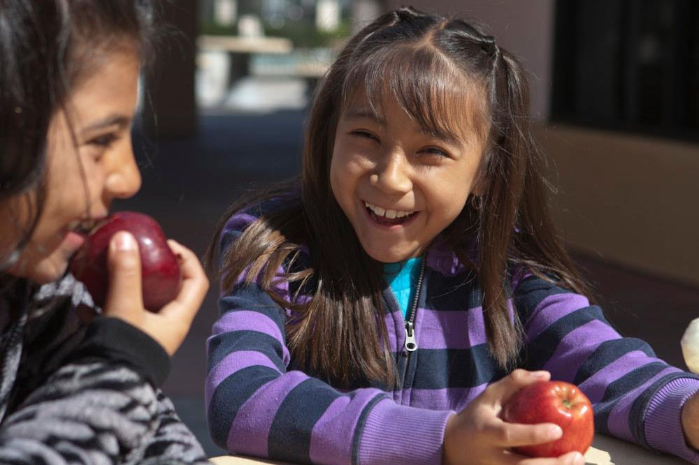 NUTRITION & COMMUNITY SCHOOLS   We expand breakfast-in-the-classroom programs to ensure no kid starts the day hungry.