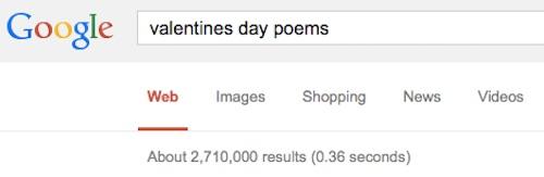 poem search copy