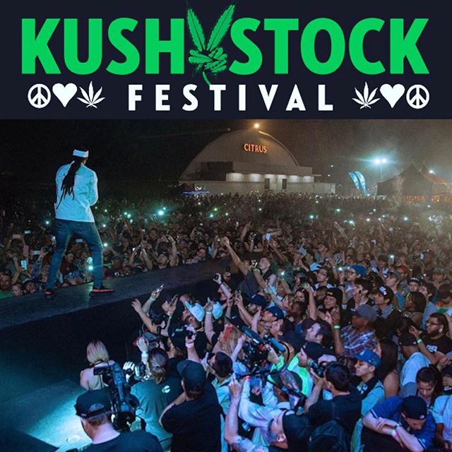 @kushstockfestival 4 the People, By the People. @noscenter October. https://kushstock4.eventbrite.com/